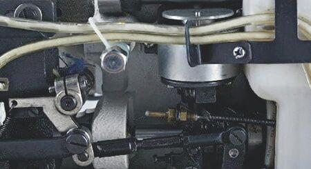 BRUCE BRC-8450J-403E Автоматична система обрізки ниток